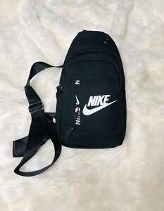 NIKE SLING Bag one shoulder BACKPACK Color Black