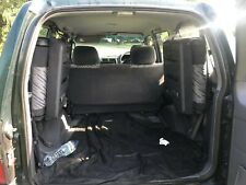 Toyota Land Cruiser Colorado Back Seats