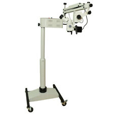 5 Steps Dental Surgical Microscope With Led Light Source Amp Accessories Shipping
