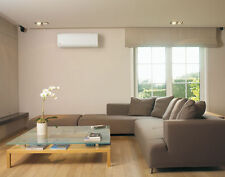 BRN NEW IGLOO 1HP 2.5KW SPLIT AIR CONDITIONER INVERTER  WITH 3M COPPER PIPE PAIR