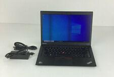 "Lenovo ThinkPad X1 Carbon 1St Gen.14"" Laptop i7-3667U 2GHz 256GB SSD 4GB  10 Pro"