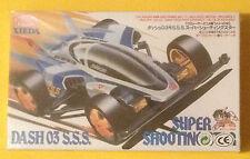 DASH 03 S.S.S. SUPER SHOOTING mit Elektromotor 1:32 von FADA neu und ovp!!!