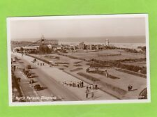 More details for north parade skegness fairground rp pc unused english rose ref e544