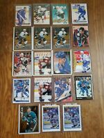 1990-91 OPC Premier Owen Nolan RC mint x 2 plus 17 card lot- Quebec Nordiques