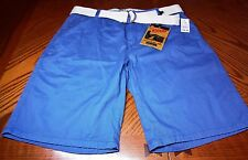 NWT Men's Plugg Shorts, Size 40 Blue