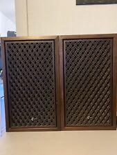 2 Vintage Sansui Sp-2000 Speakers 4 way 6 Speaker Tested & Working