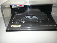 1/43 VITESSE CITROEN 11B GRIS BRUYERE  AWESOME LOOKING MODEL CAR OLD SHOP STOCK