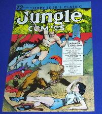 Comic Book Preserves Jungle Comics 1: VFN