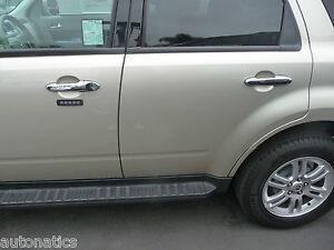 2008-2011 Mazda Tribute Chrome Door Handle Cover