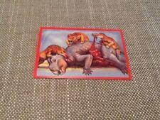 #131 Panini Dinosaurs Like Me sticker / unused