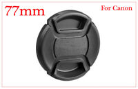 Lens Cap for Canon Lenses with Filter Thread of 77mm EF24-105 & more, See list