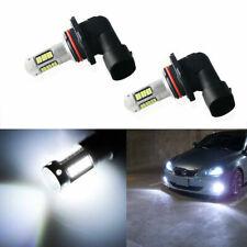 9005/9006 30-SMD 6000K White LED High Beam Daytime Running Light Replace Bulbs