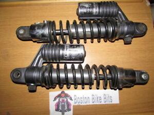 Kawasaki 550 Zephyr Pair of Shock Absorbers & Springs Stock No BBB 11985
