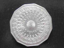 Silver jubilee 1977, 50 cent coin
