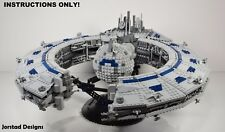 Lego Star Wars UCS Droid Control Ship - INSTRUCTIONS ONLY!