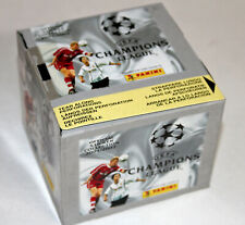 Panini CHAMPIONS LEAGUE 2001/2002 01/02 - DISPLAY BOX 50 TÜTEN PACKETS SOBRES
