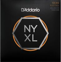D'Addario NYXL1046BT  Balanced Tension Guitar Strings 10-46BT