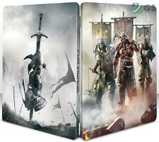 For Honor Limited Steelbook Metal Case PS4 & Xbox One * NEW * NO GAME