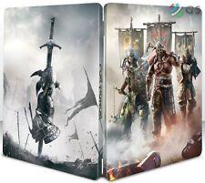 Para honrar Limitada Steelbook Metal caso PS4 y Xbox One * NUEVO * Sin Juego