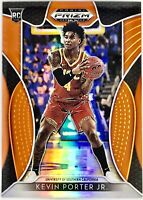 2019-20 Panini Kevin Porter Jr. Silver Orange Prizm Rookie Card RC Houston 🚀🔥