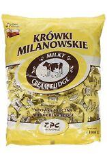 Krowki Milanowskie Milky Cream Fudge, 1 kg