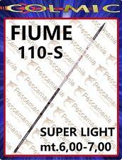 Fishing Rod Colmic River Xxt 110 Bolo Drift Fishing Bolognese Super Light