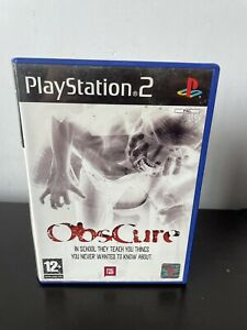 Obscure (Sony PlayStation 2, 2004) PS2
