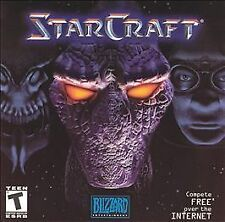 StarCraft Jewel Case Edition (Windows/Mac, 2003) Full Game With Key Included