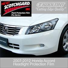 Headlight Protection Film by 3M for 2007-2012 Honda Accord Sedan