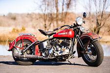 1939 Harley-Davidson Flathead