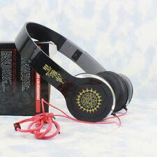 Anime Black Butler Stereo Headband Headphone Sport Earphone Mp3 Phone Pc Music