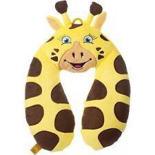 GO Travel E7 Comfort Kids Fun Animal Plush Giraffe Neck Pillow 2700