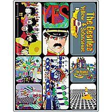 Beatles mini fridge magnet set (Yellow Sub)     (hb)