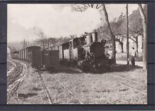 Dampflok Lok 5 der Gartentalbahn in Waterloo aus 1957