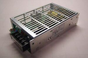 ETA ELECTRIC WRB24SX-U POWER SUPPLY INPUT 115-230 V 1.2 A OUTPUT 24 V 2.1 A