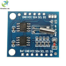 2PCS I2C RTC DS1307 AT24C32 Real Time Clock Module For SMD AVR ARM PIC Arduino