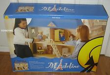 "Learning Curve Madeline 8"" Doll Old House in Paris Staircase"