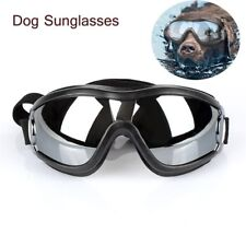 Dog Sunglasses UV Protection Eye Pet Glasses Goggles Medium Large Wear Swimming