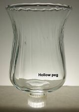 Home Interiors Hollow Peg Votive Cup w/ rubber grommet