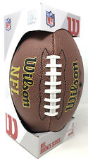 Wilson Touchdown Football Official Nfl Size Authentic Nib Bronze Free Shipping
