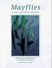 Mayflies: An Angler's Study of Trout Water Ephemeroptera by Robert Cormier...