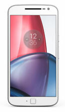 Motorola Moto G4 Plus XT1642 - 16GB - White Smartphone (Dual SIM)