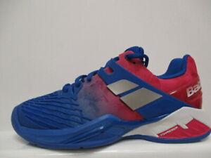 Babolat Propulse Fury Clay Ladies Tennis Shoes UK 6.5 US 8.5 EUR 40 REF 6382^ R