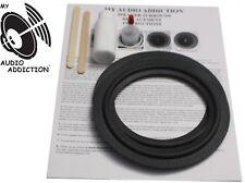 Speaker Surround Repair Kit For JBL 6.5 TLX-12 MR-26 MR-38 MRV-308 MRV-310 6 1/2