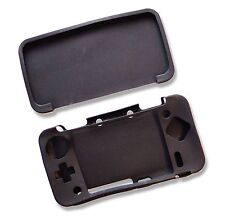 Black Soft Silicone Gel Cover Case for NEW Nintendo 2DSXL 2DS XL Console UK