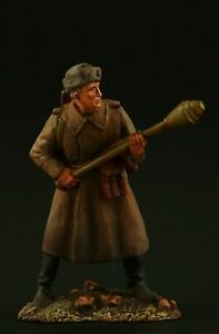 Tin soldier, Collectible, Soldier, Red Army, 1943-45 54 mm, WWII