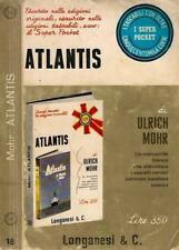 Atlantis. . Ulrich Mohr. 1965. IED.