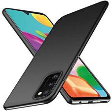 COVER per Samsung Galaxy A41 CUSTODIA TPU SLIM + PELLICOLA VETRO TEMPERATO 9H