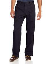 New Dockers Saturday Khaki D3 Classic Fit Midnight Flat Front Pants 30 x 32