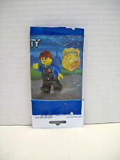 LEGO City Undercover Chase McCain Promo Minifigure Polybag New Sealed